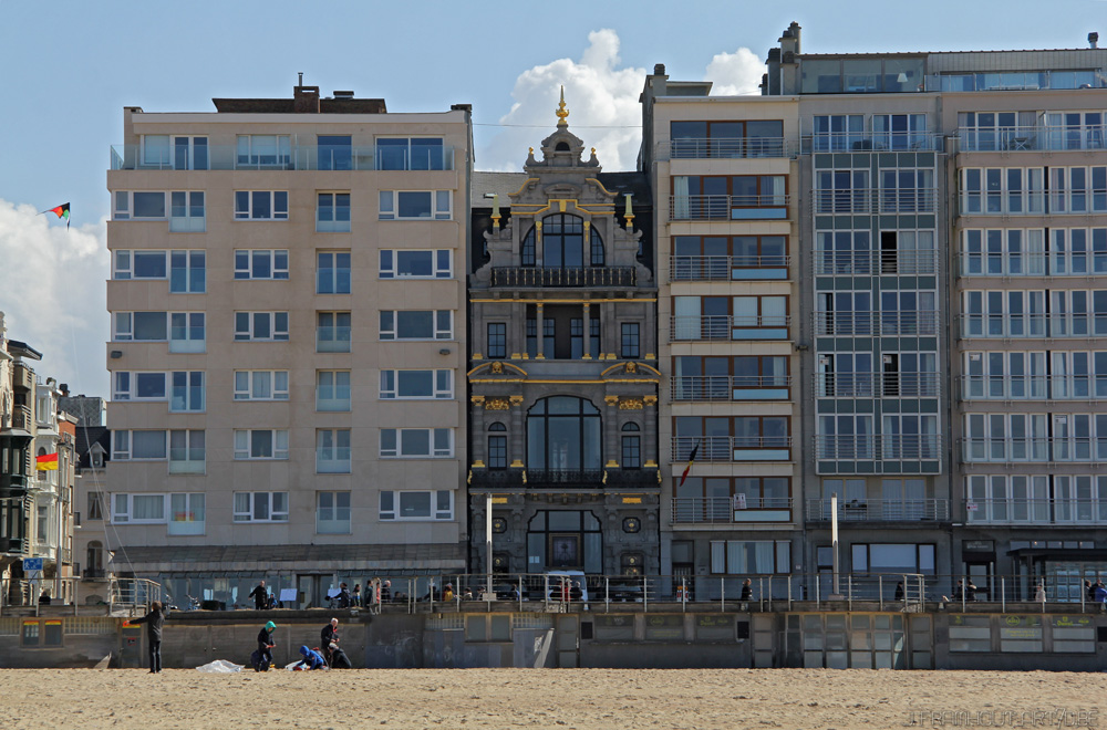 photos from Belgium, Oostende