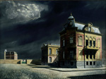 to Carel Willink, Paysage urbain, 1934