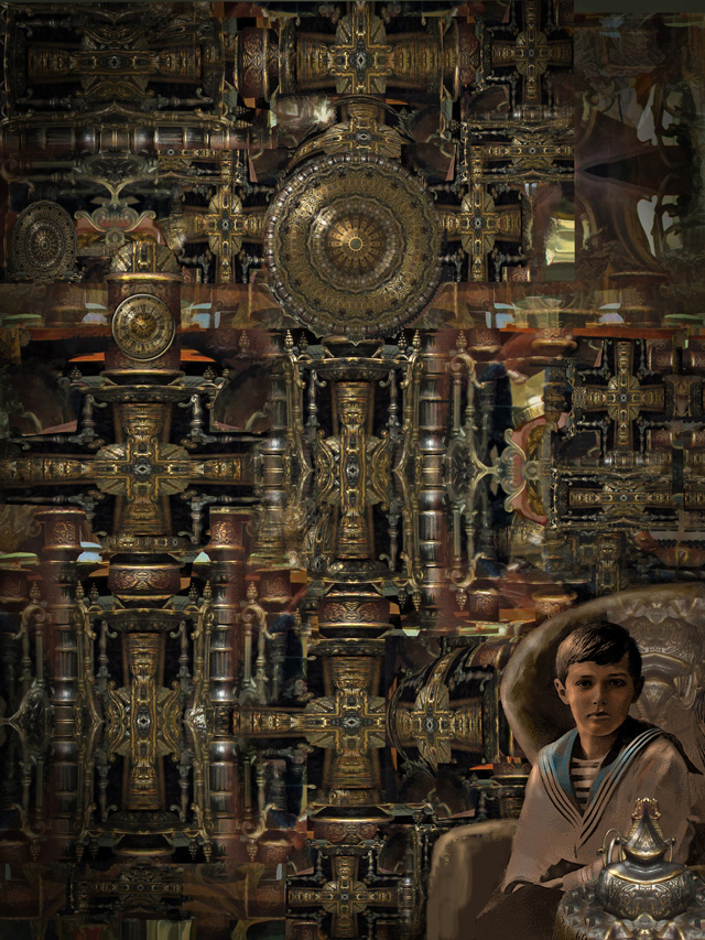 Tais Teng, The Tsarevich's New Babbage Engine