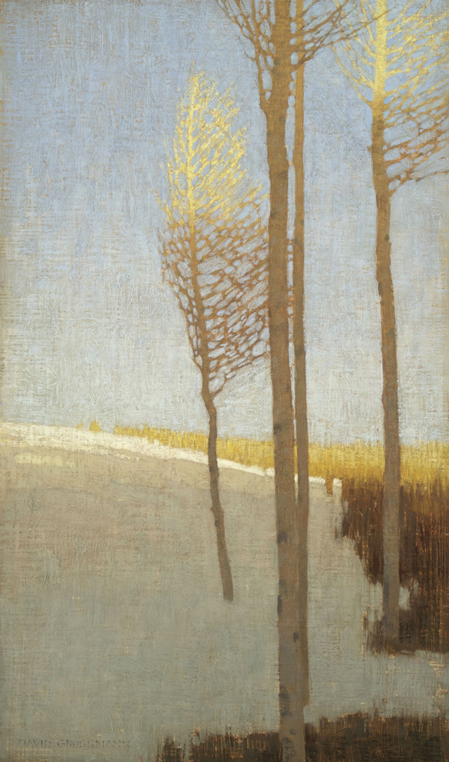 David Grossmann, Winter Morning Sunlight
