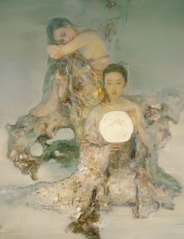 Hu Jundi, Autumn Breeze