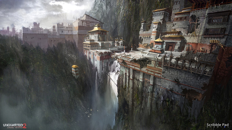 James Paick, Uncharted II