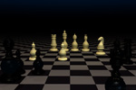 to Art7D.be, 3D-art, The works of Johan Framhout, Desktop art, Chess