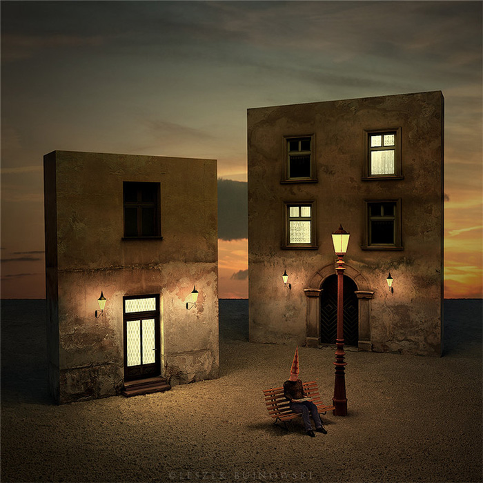 Leszek Bujnowski ( Alshain4), Night on Earth