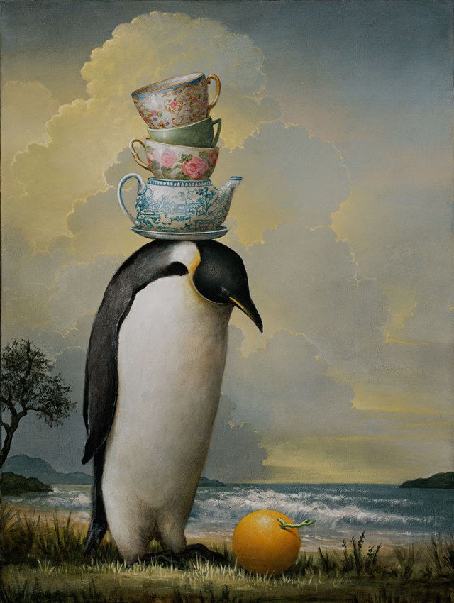 Kevin Sloan, The accidental tourist