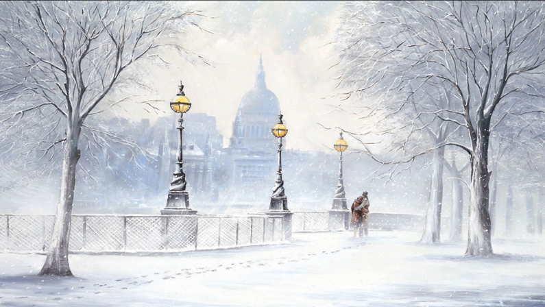 Jeff Rowland, Winter Snow Boulevard
