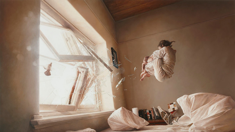 Jeremy Geddes, A perfect Vacuum