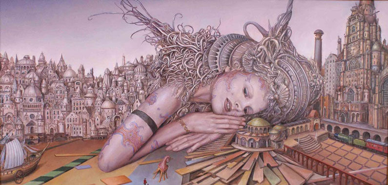 Tomasz Setowski, Temple of Queen Margot