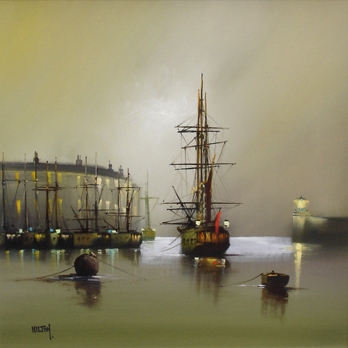 Barry Hilton, Ships in Harbour I