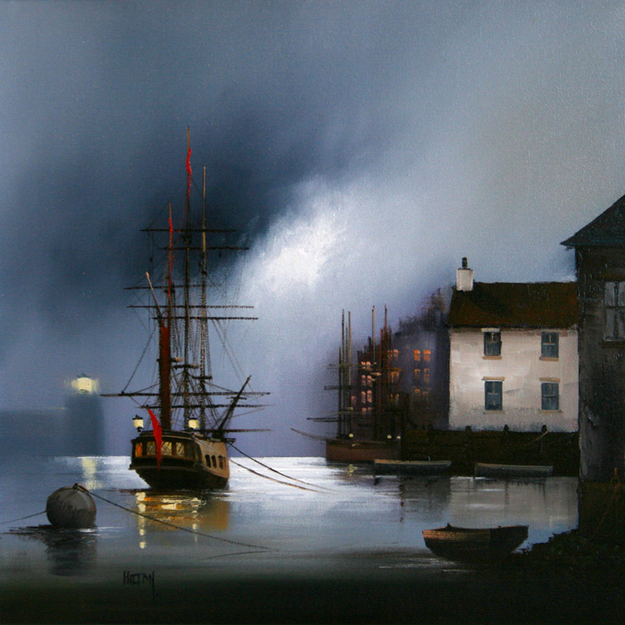 Barry Hilton, Galleon at Moonlight II