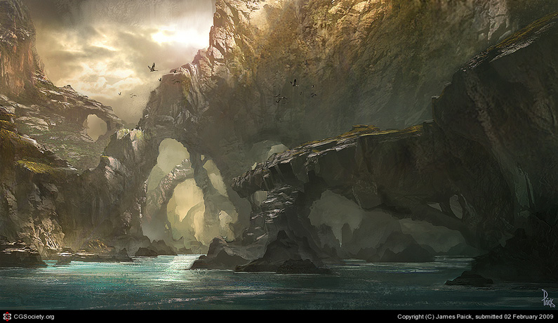 James Paick, Fantasy Island