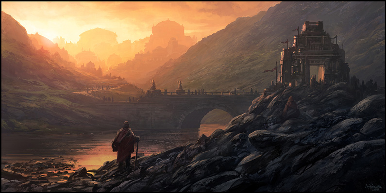 Andreas Rocha, An-Thonn Gate