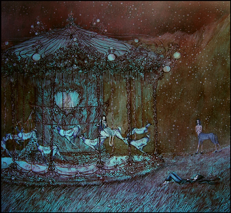 Barbara Konczarek, A Dream of a Carousel