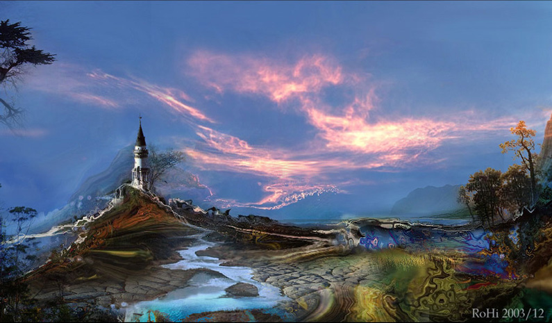 Rolf Hilger (matte painting)