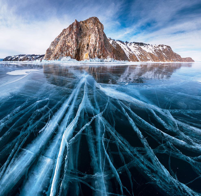 ?, Lake Baikal in Winter