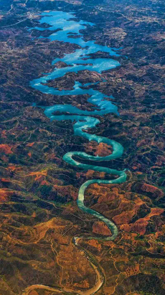 ?, Blue Dragon River of Portugal