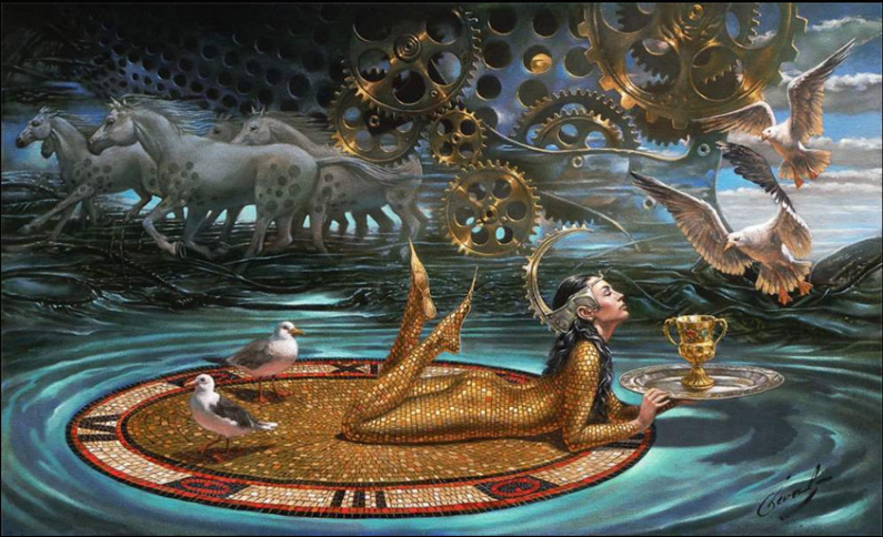 Michael Cheval, Zenith of Time