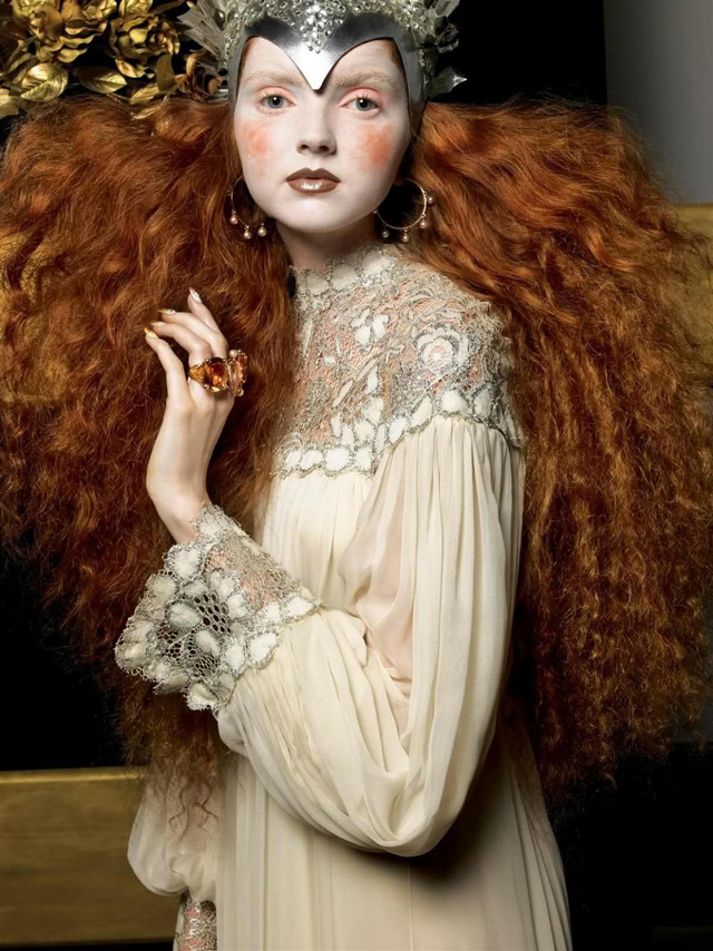 Lily Cole (photography)