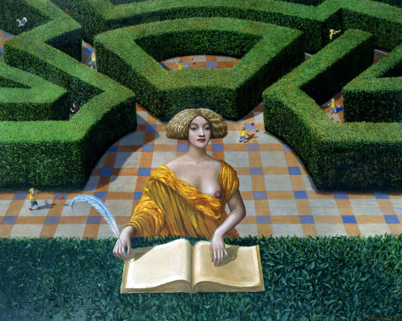 Mike Worrall, Book of Ages