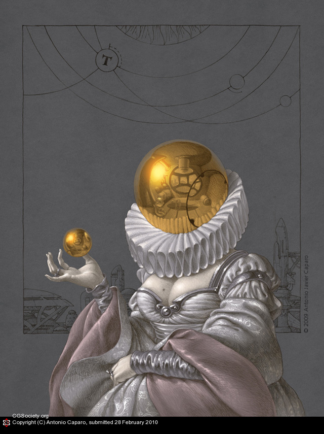 Antonio Caparo, The Moon Dynasty