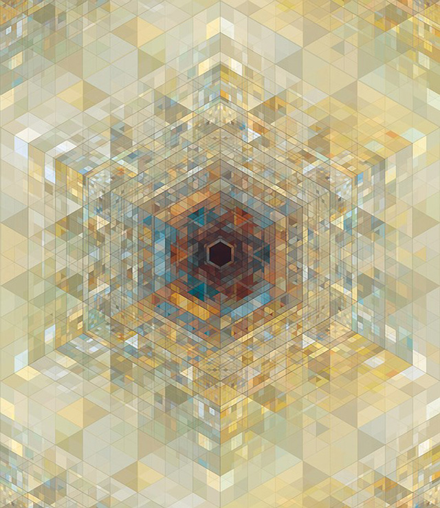 Andy Gilmore, Geometrical Designs