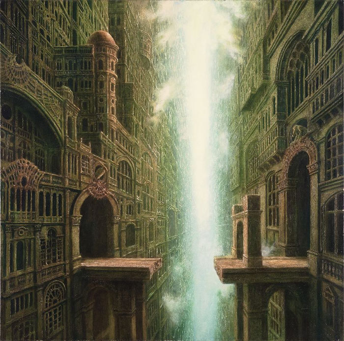 "Marcin Kołpanowicz, ""Street immortals"", the image of the ""Invisible Cities"""