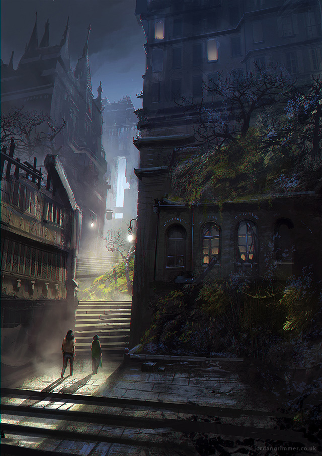 Jordan Grimmer, Night City
