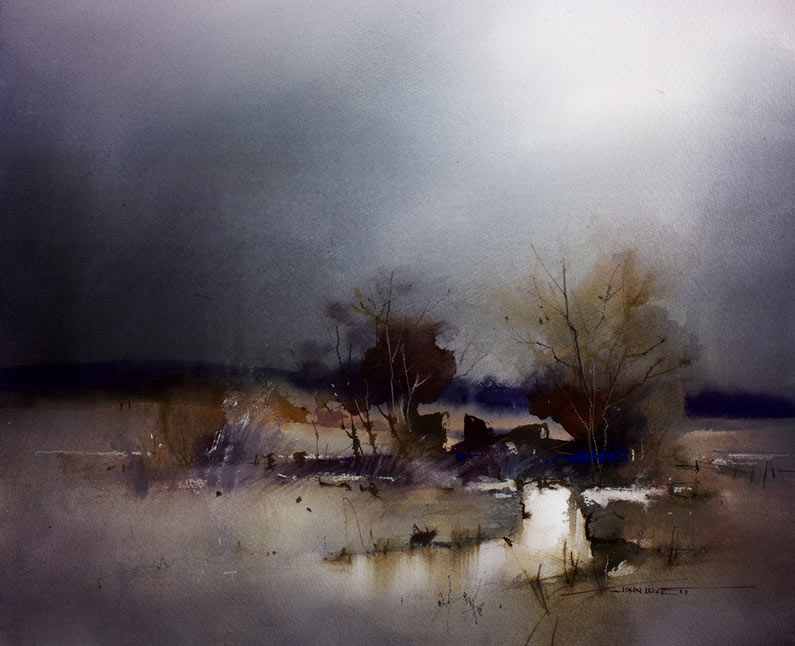 John Lovett, High Plains Rain
