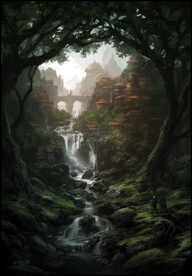 Andreas Rocha, Peaceful Kingdom