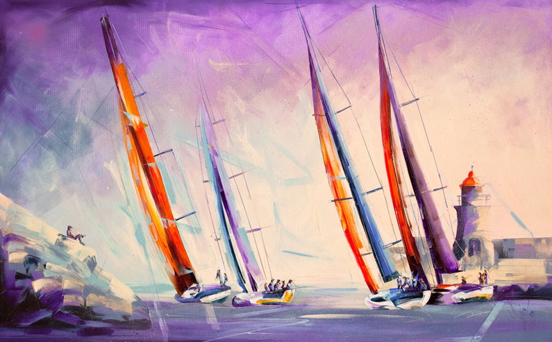 Micko Vic, Setting Sail 5