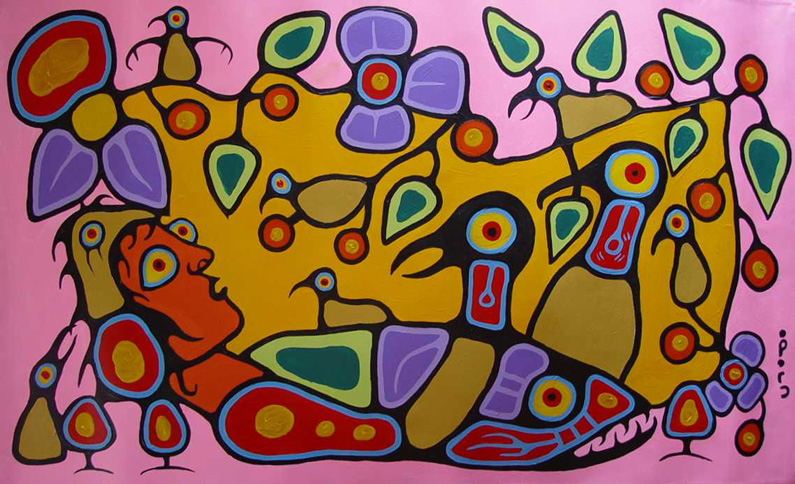 Christian Morrisseau, Merman