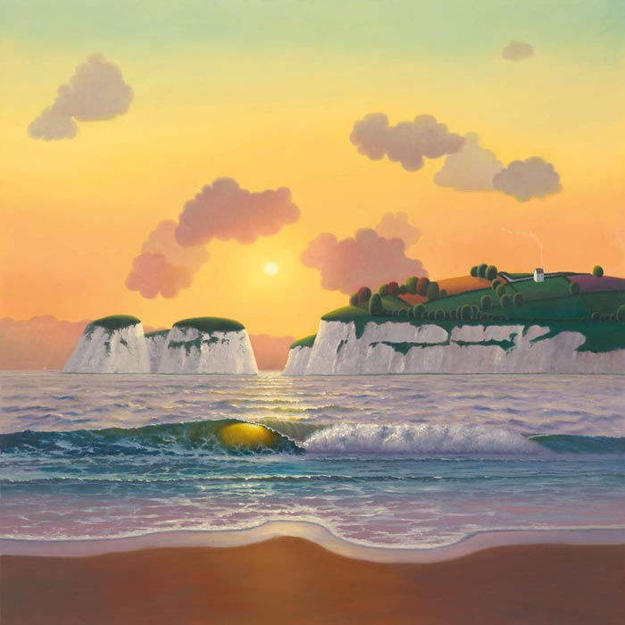 Paul Corfield, Coastal View