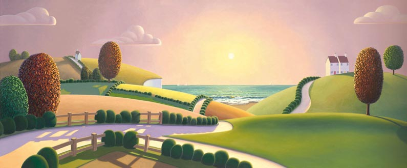Paul Corfield, As the Day dawns