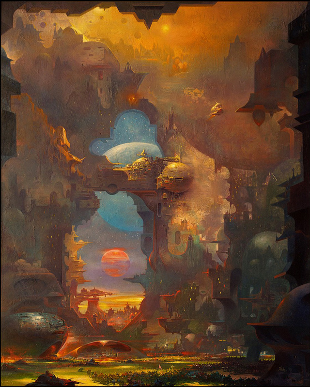 Paul Lehr, Cosmic Assembly