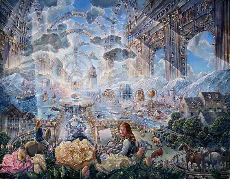 John Stephens, Artist in Search of a Subject
