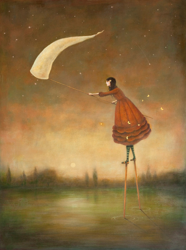 Duy Huynh, Star Catcher