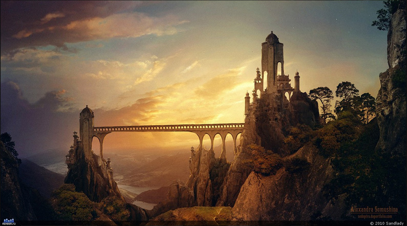 Alexander Semushina, Long Bridge