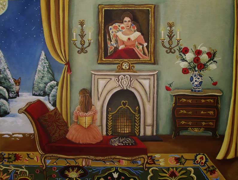 Catherine Nolin, A reflective December
