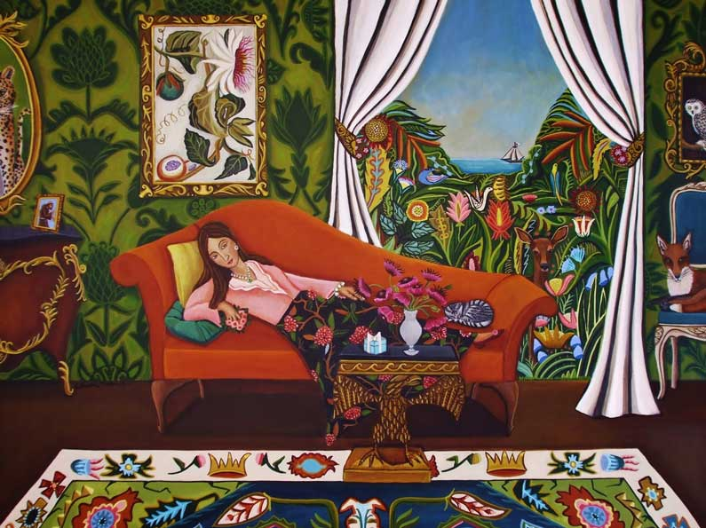 Catherine Nolin, Art and Song Quote for Today
