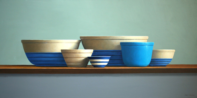 Janet Rickus, Related Bowls