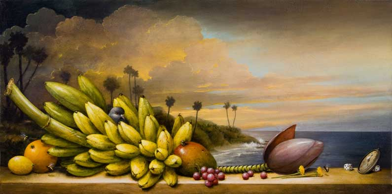 Kevin Sloan, The Columbian exchange