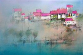 From House to Castle in contemporary Paintings II