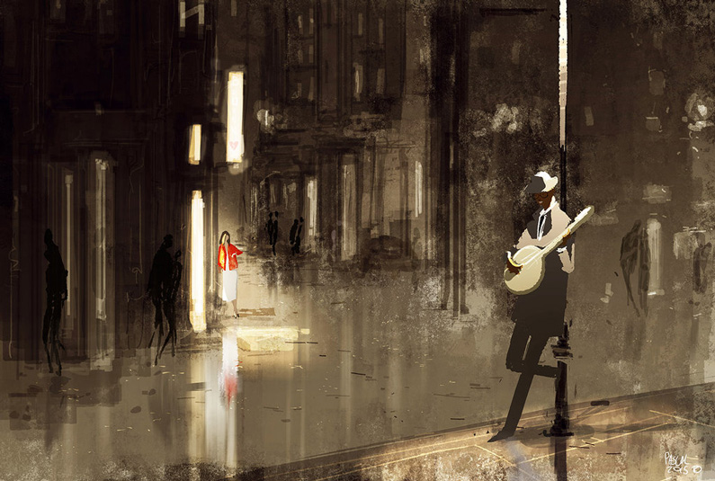 Pascal Campion, The broken Heart Club