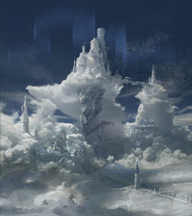 Jiang Shuainan, Cloud Castle