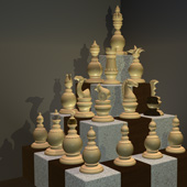 World chess game